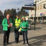 Täby Näsbypark politik Centerpartiet Kampanj Pietro Marchesi