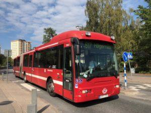 Kollektivtrafik i hela kommunen
