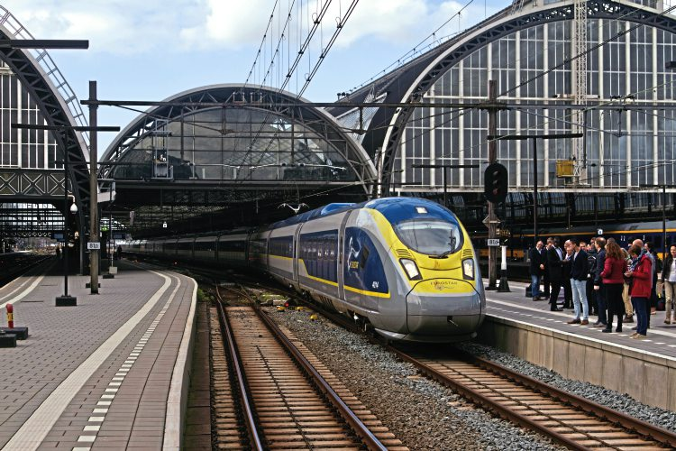 Tåg ska vara det självklara valet för resor i Europa